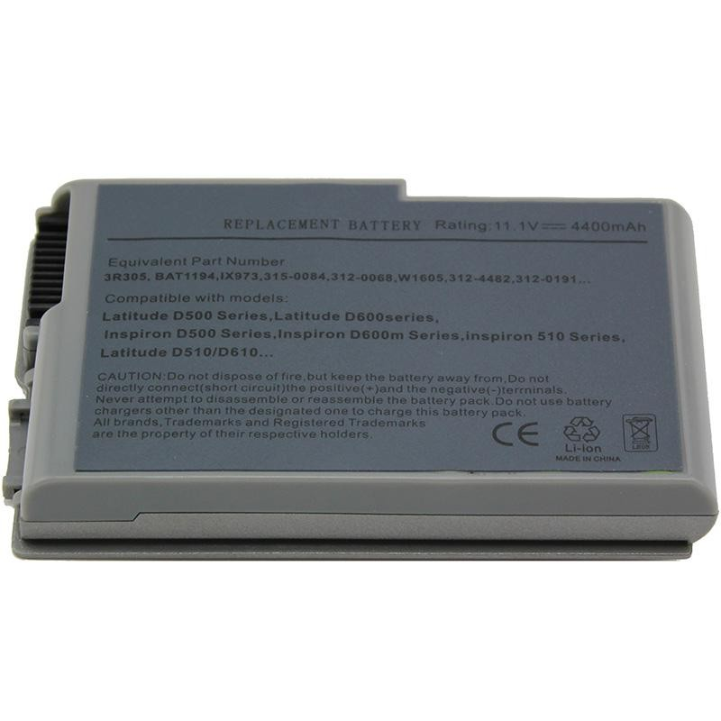 DELL Latitude D500 Series akku